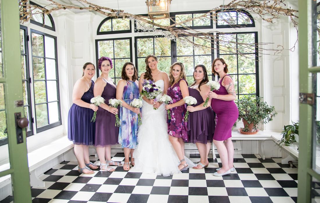 Wedding Salem Deep wood museum and gardens (21)