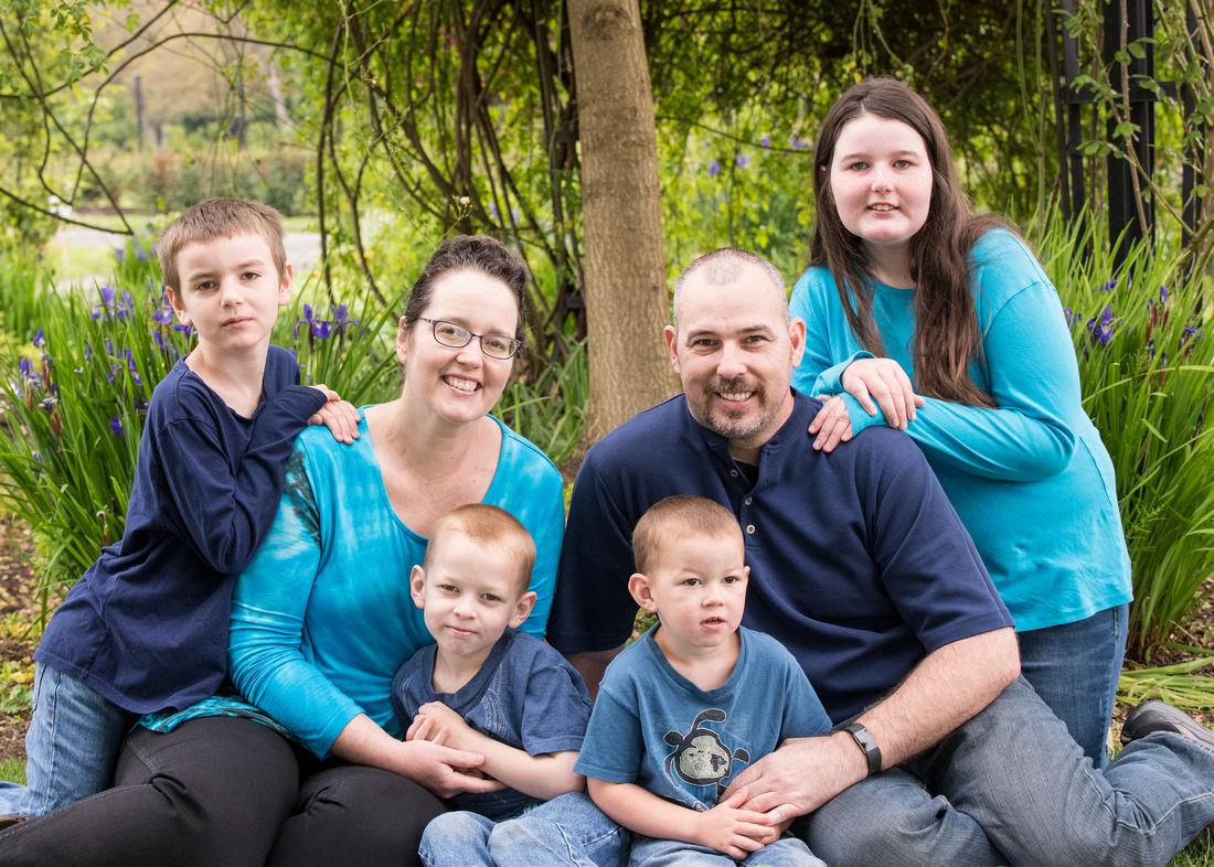 Romine family-1